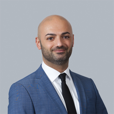 Rahiar Ahmadian, Commercial Manager, Caldic Ingredients Deutschland