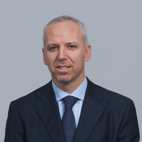 Marcello Baggi, Cosmetic Division Manager