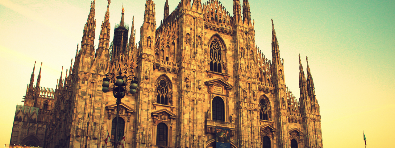 Milano, where CAldic Italia is located
