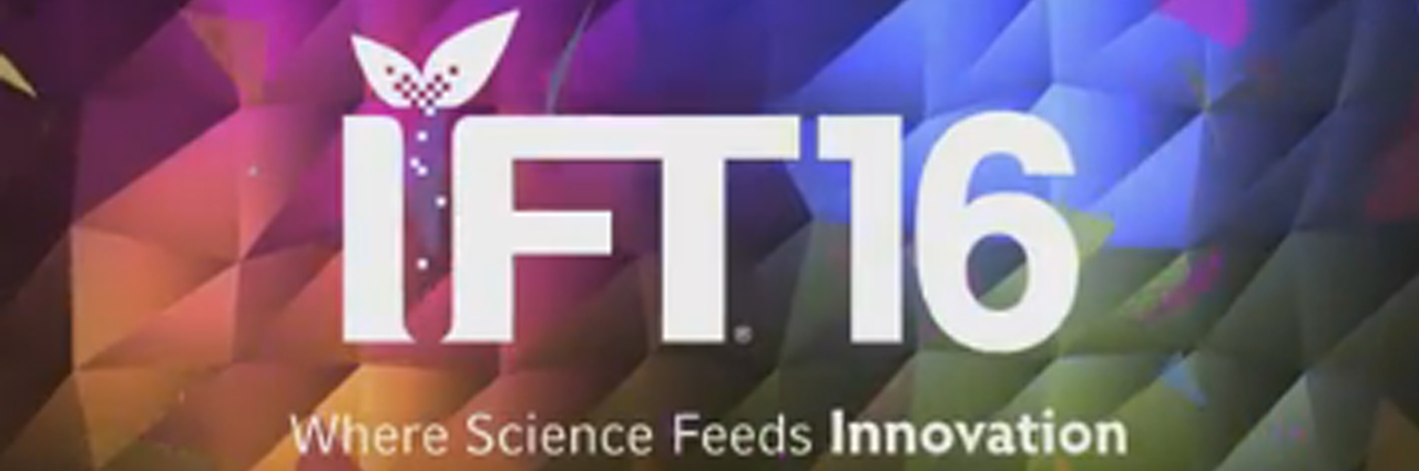 IFT16 logo, Where Sience Feeds Innovation