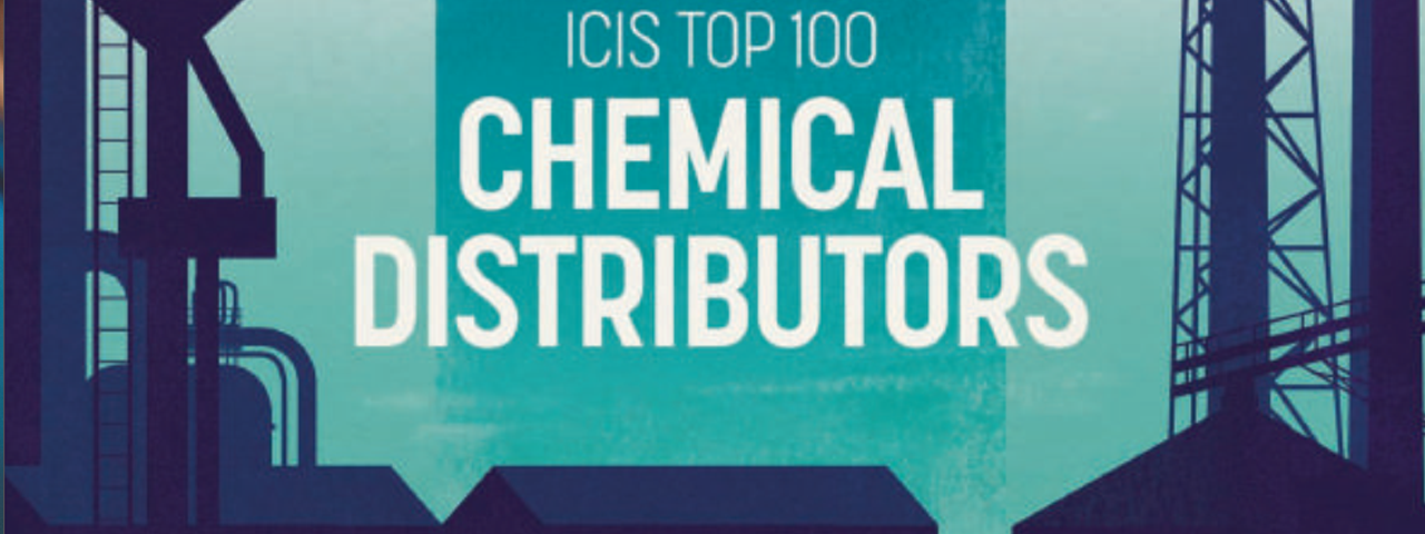 ICIS Top 100 Chemical Distributors header