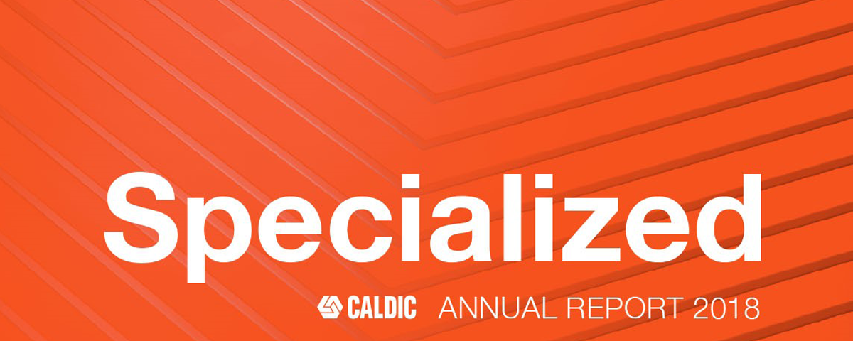 Caldic Annual Report 2018 Specialized