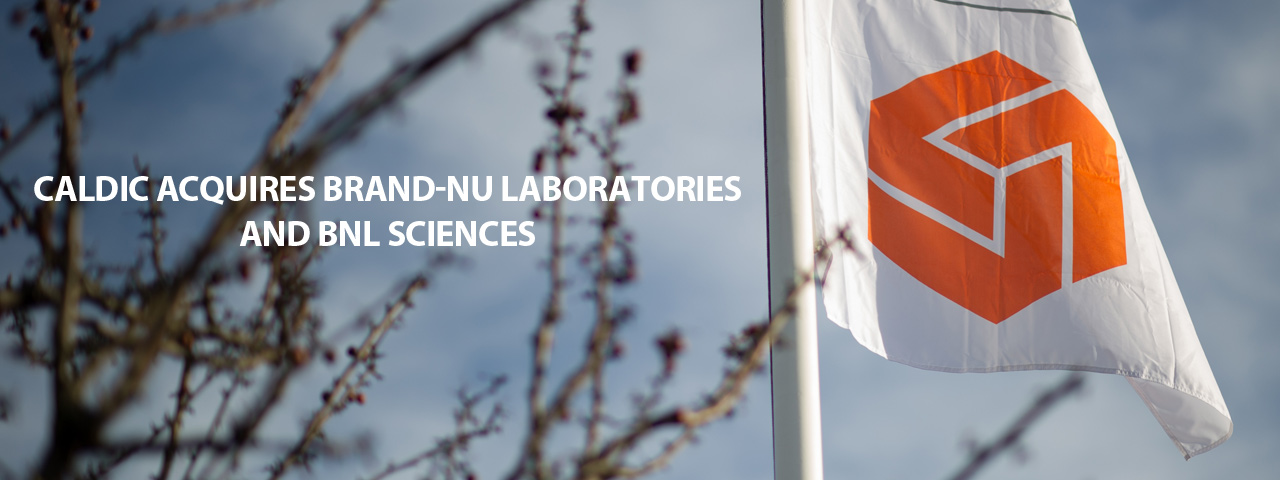 Caldic acquires Brand NU and BNL Sciences