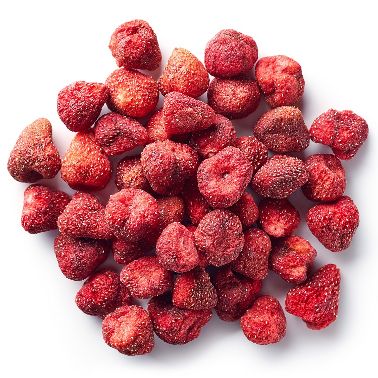 Dehydrated Strawberries