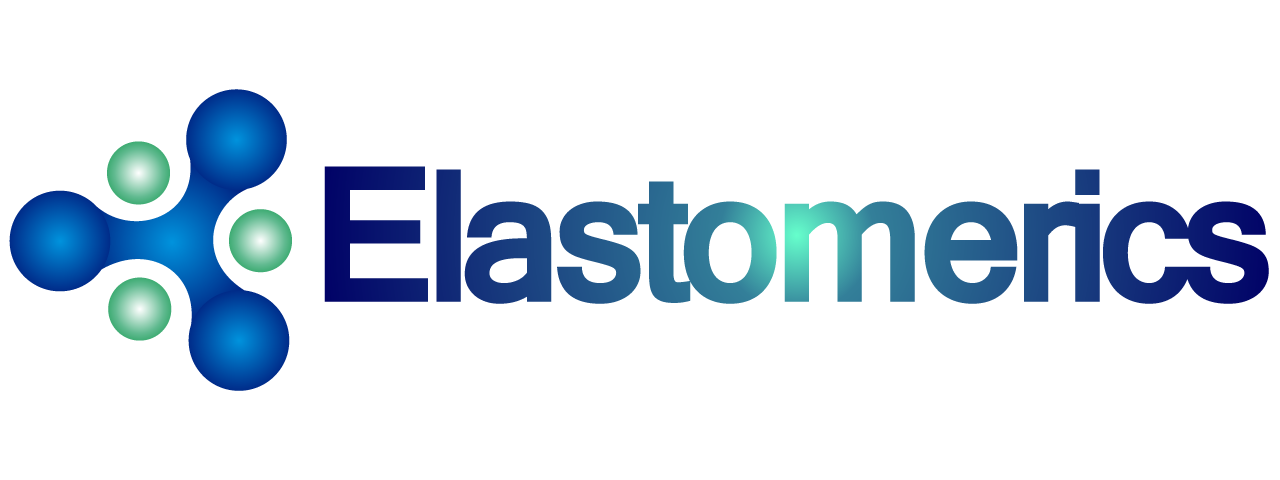 Logo Elastomerics Limited, acquired by Caldic UK in 2018 and specilised in in the distribution of Polymers and Additives for Rubber, Plastics, Coating and Construction and Adhesive and Sealants